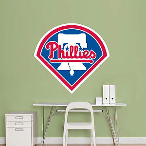 Philadelphia Phillies Logo Fathead Wall Decal